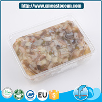 2017 Hot sell frozen seasoned octopus cut delicious fish fresh octopus