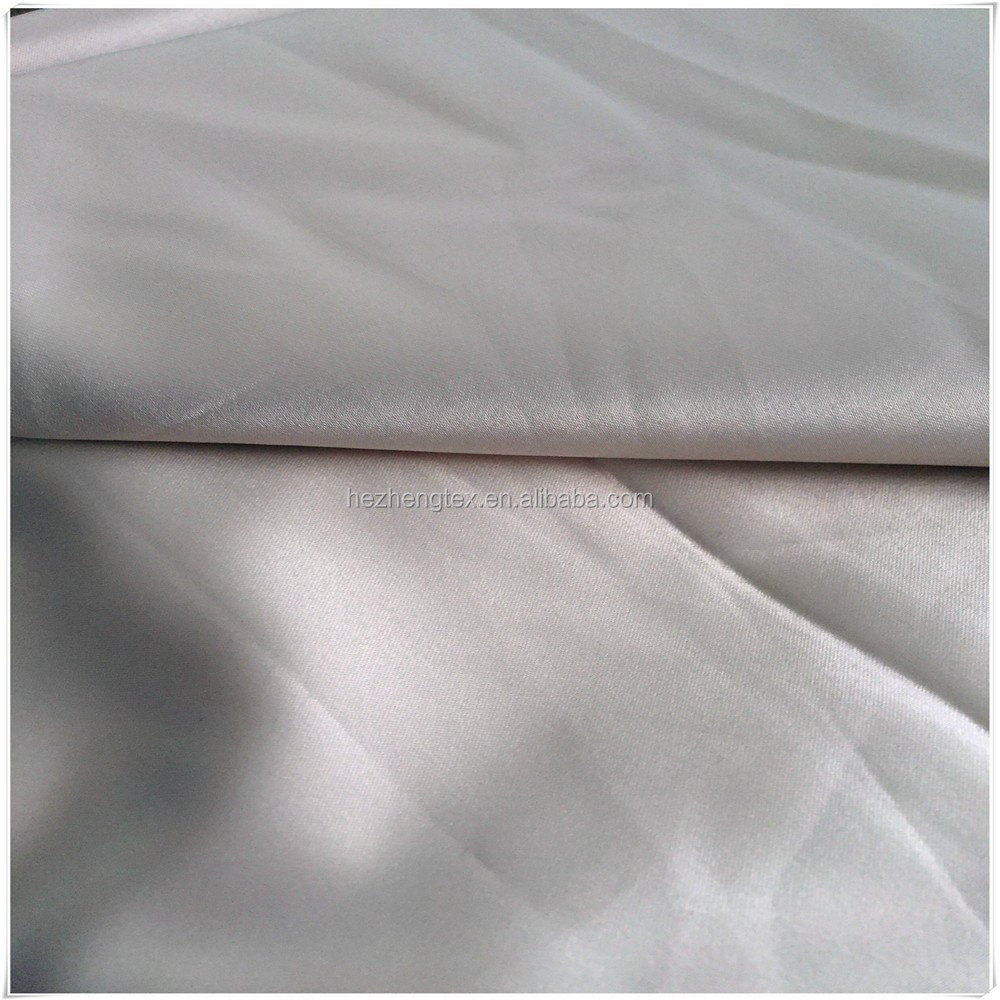 stretch fabric matte satin fabric polyester satin fabric