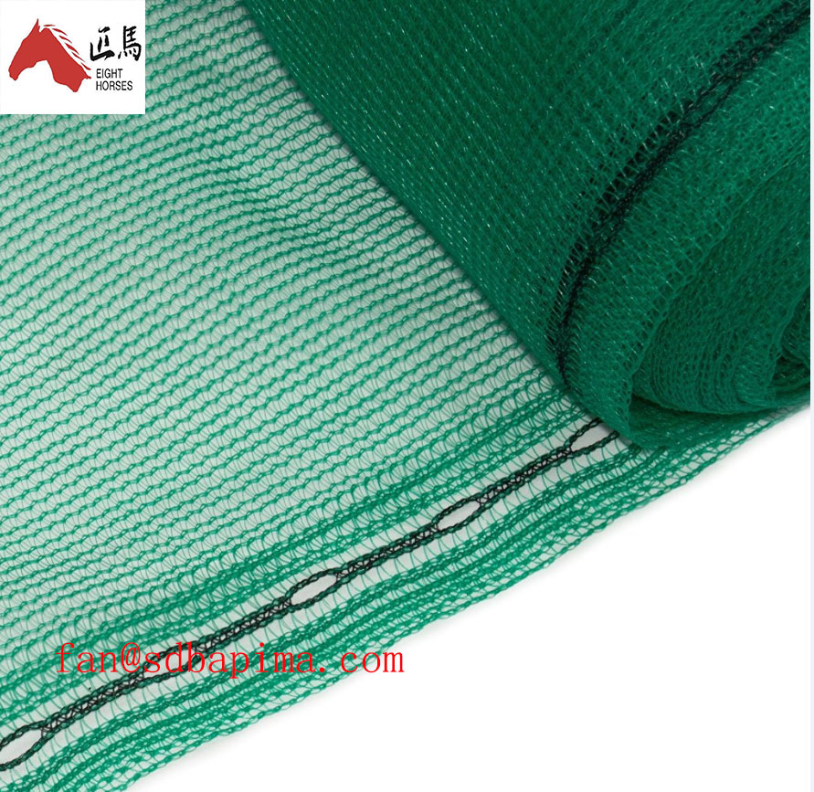Mono PE fire retardant Binzhou factory Safety Net for scaffold and construction