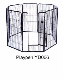 folding metal Enclosure Net rabbit enclosure pet fence rabbit cage