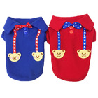 XXS Summer Wholesale Funny Small Pet Dog Dress T Shirt Party Clothes