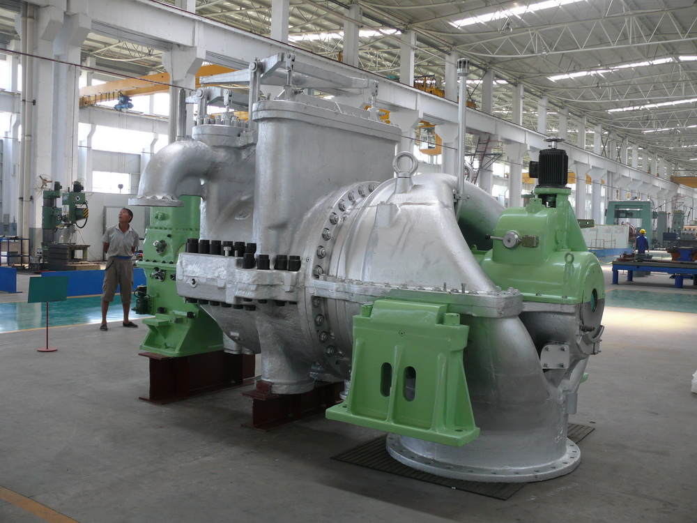 N12-3.43 Condensing Steam Turbine for power plant
