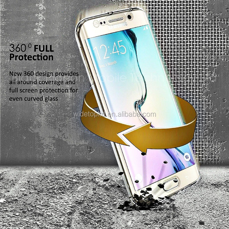 360 Degree Protective Mobile Phone Case Cover With Screen Protector