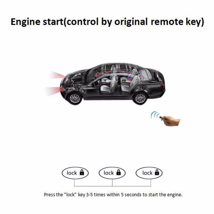 2017 manufacturer for mercedes benz remote engine start a