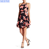 Floral Print Fit & Flare Dress at Nordstrom Rack - Womens Daytime Dresses - Casual Dresses - Dresswear