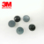 clear or black 3M bumpon protective products self adhesive round dots diameter 8mm 10mm 12mm 15mm 20mm single sided adhesive dot