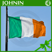 Football fans love gifts 3x5ft polyester Ireland flag