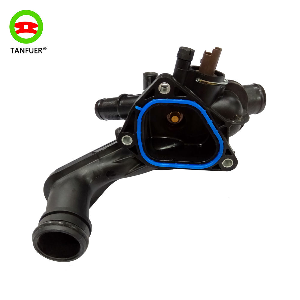 Auto Engine Parts R55 R55N R56 R56N Coolant Thermostat Housing 11537647751 For BMW Mini