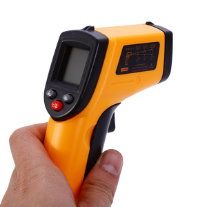 Digital Non-Contact IR Laser Infrared Gun Temperature Meter Tester Thermometer GM320