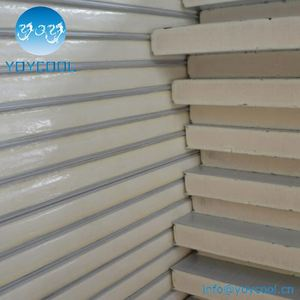 PU roof panel types sip wall panels sandwich panel clean room