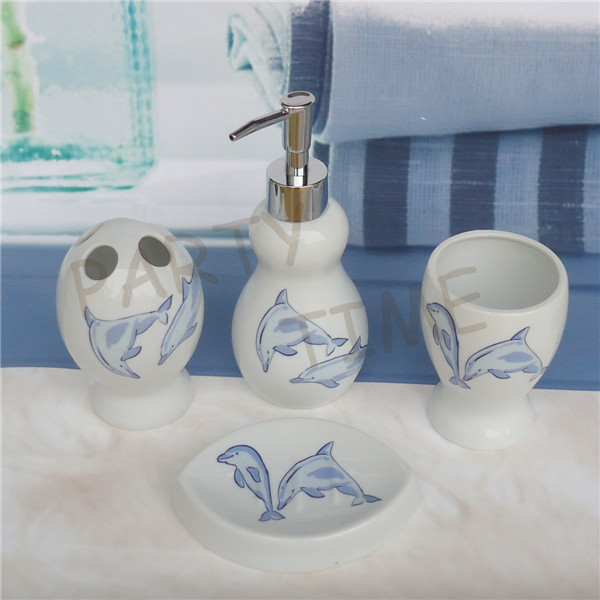Online Get Cheap Dolphin Bathroom Accessories Aliexpress