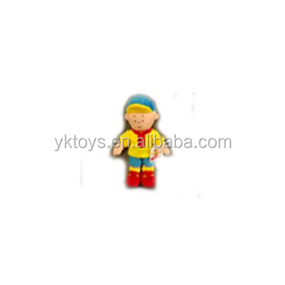 High quality caillou rosie boy plush toy