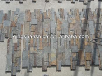 Slate Copper Rust Corinth Mosaic Tiles Buy Copper Rust Corinth