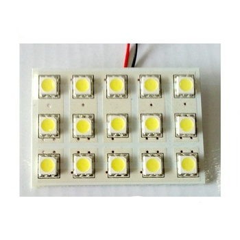 12v Round 94V0 Double Sided Aluminum 7 Segment Display Driverless Rgb 5360 Led Panel Tube Light Smd Pcb Board For Led Maker