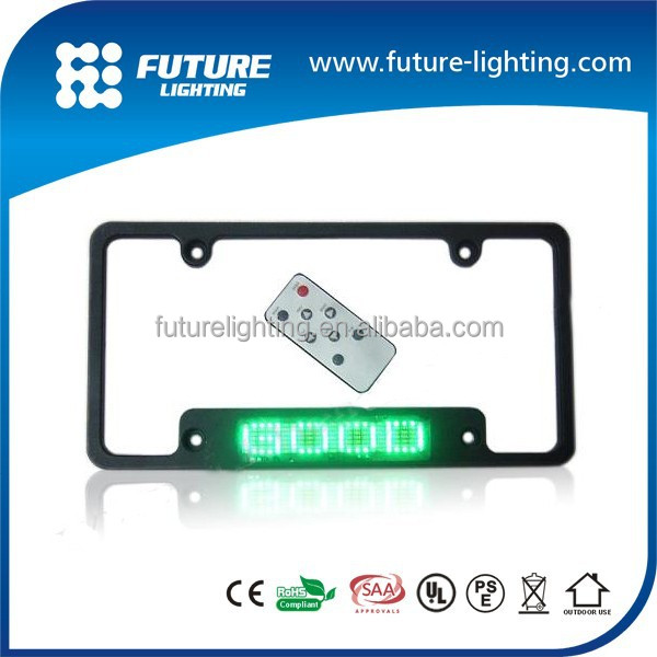 Newest outdoor advertising lighted sign taxi 7*23 dots programmable led taxi sign