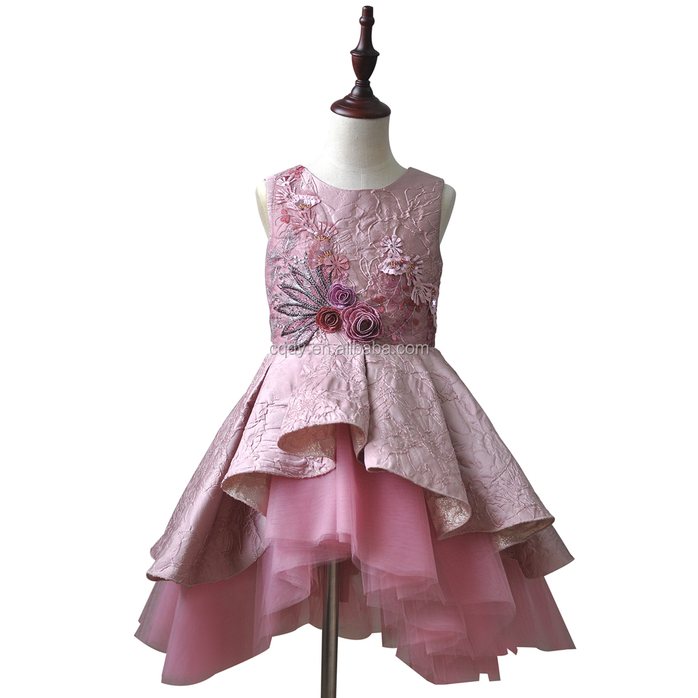 Baby Girl Dress Princess Girls lace Tutu frocks Toddler  Kids Clothes Baby Birthday Outfits unicorn dress