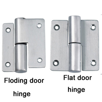 Stainless Steel Foldingswing Door Hinge For Toilet Partition - Bathroom partition door hinges