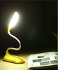 Creative banana table lamp LED USB simple charging desk lamp time three dimming learning bed headlight lamp