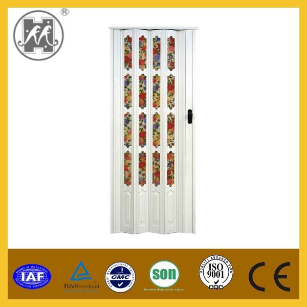 Vidrio puerta plegable de pvc precio de pvc puerta de for Precio de puertas plegables