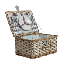 Rotan brood lege gift picknick storage <span class=keywords><strong>wilg</strong></span> rieten manden