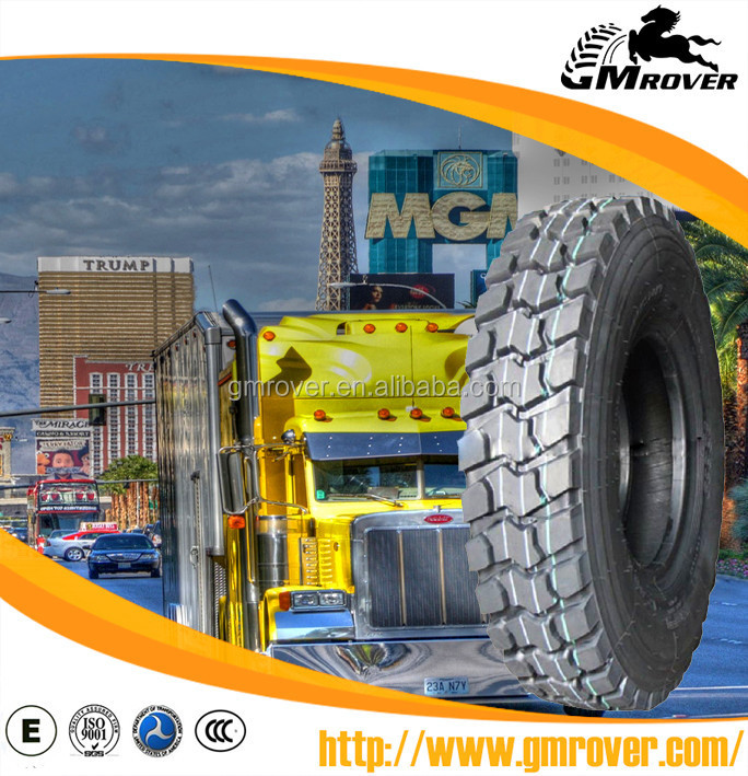Radial Truck Tire 1200R20 GM ROVER GM869 Good Quality Tyre for Ghana and Afric market