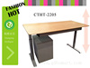 italy style furnishing folding training table height adjustable working table
