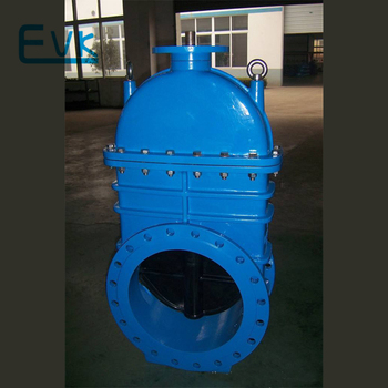 DN800 / DN900 din3352 standard resilient seated gate valve