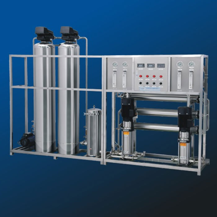 RO One stage water purify Automatic different capacity multi function salt water treatment machine