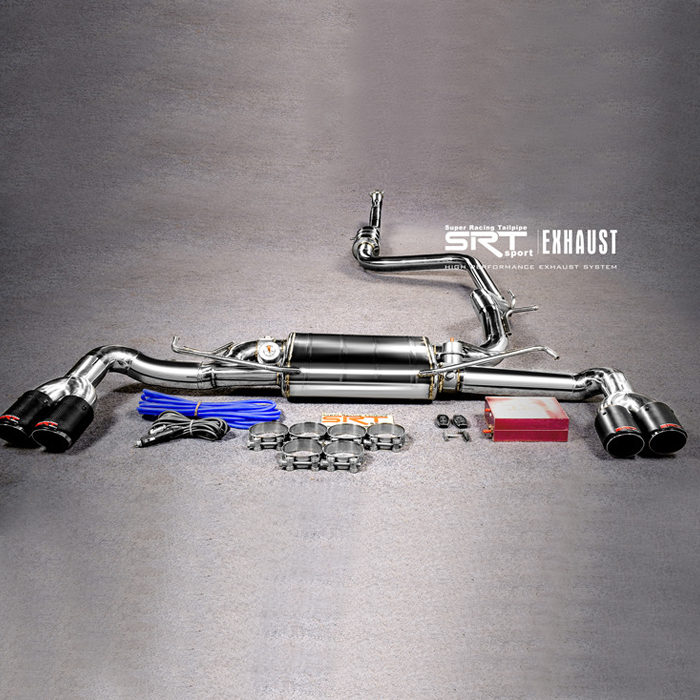 auto exhaust system for honda jade 304 steel exhaust