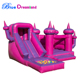 big 3 in 1 bouncy castle with slide for home use