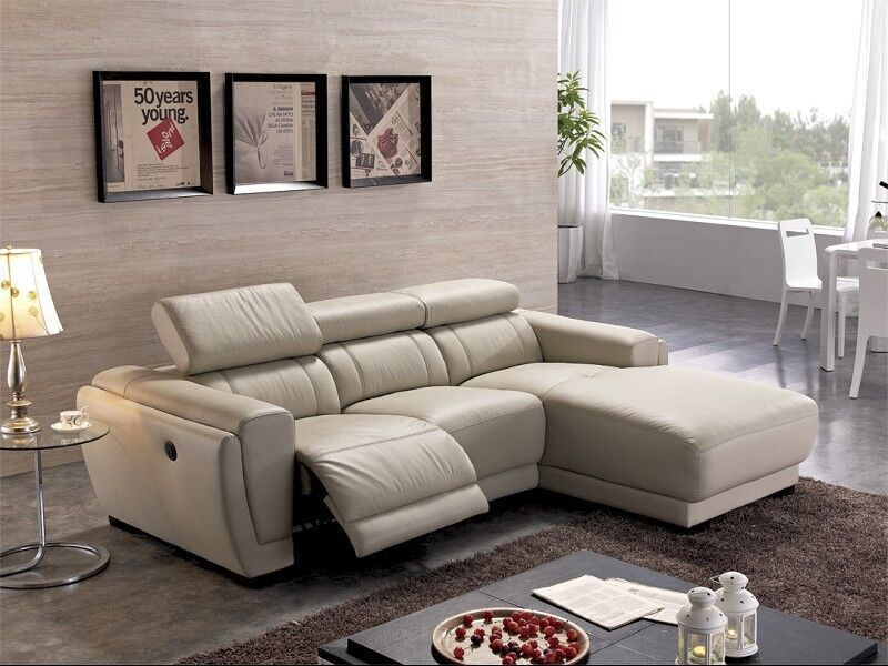 L Shaped Sofa With Recliner TheSofa