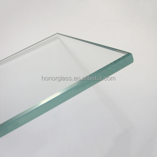 Factory supply colored window glass bulletproof glass price