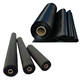 45 Mil HDPE Fountain Rubber Fish Pond Liner Black
