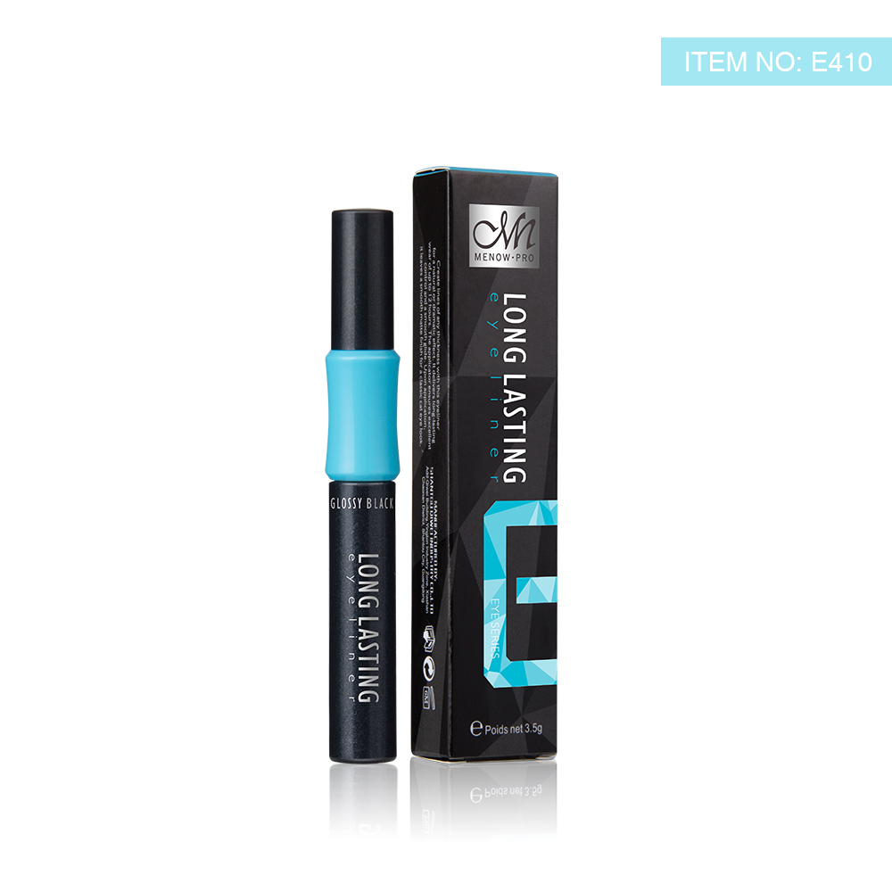 Menow E410 High Pigmented Makeup Semi-Permanent Eyeliner