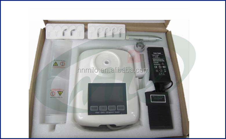 Best selling dental ultrasonic scaler dte-d5 with optic handpiece with LED light