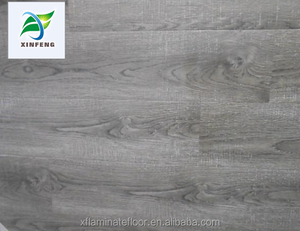 Waterproof 8mm ac2 wood look rubber flooring