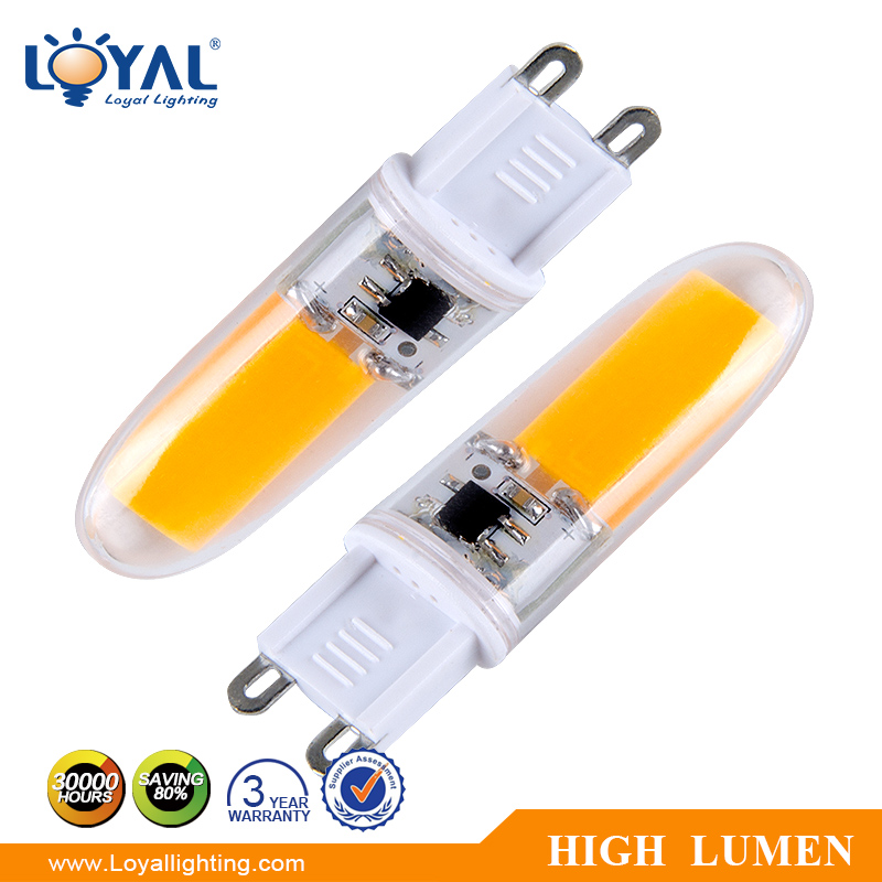 hohe lumen ip20 indoor filament cob 7 watt 9 watt dimmbare led lampe g9 led birnen lichter. Black Bedroom Furniture Sets. Home Design Ideas