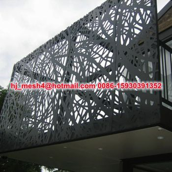 Exterior Decorative Grille Panel Buy Decorative Exterior Wall