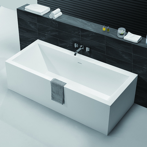 Chinese wholesaler manufacture soaking tub square shower bathtub bath tub for adults
