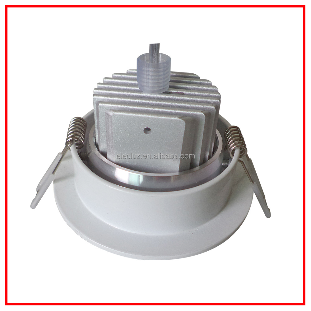 5w SMD pendant light CRI80 residential light led downlight