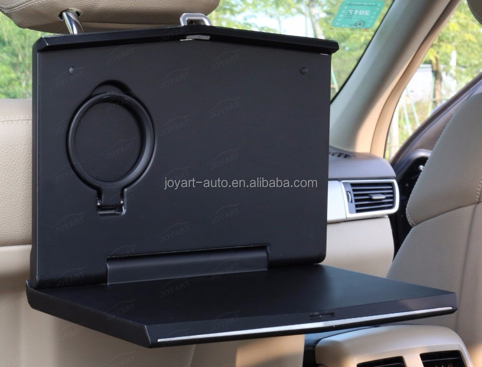 high quality auto car folding back seat travel desk tray table buy back seat tray table car. Black Bedroom Furniture Sets. Home Design Ideas