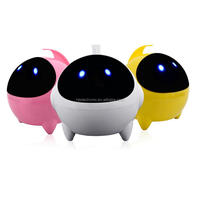 Mini bluetooth Speaker Space Man Portable bluetooth Speaker/ Stereo Voice Sound Hifi wireless Speaker for Computer and Phone