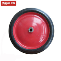 14 inch rubber tyre good quality wheelbarrow wheel