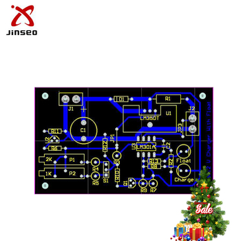 12v Car Battery Charger Circuit Pcb Board
