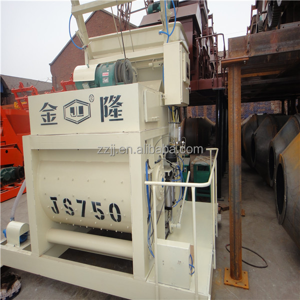 concrete mixer fully automatic beauty equipment ru 8208 good price