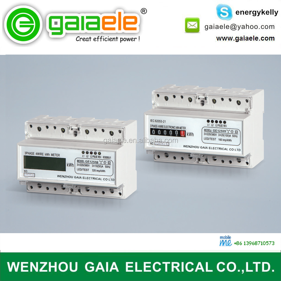 Energy Meter 3 Phase 4 Wire, Energy Meter 3 Phase 4 Wire Suppliers ...