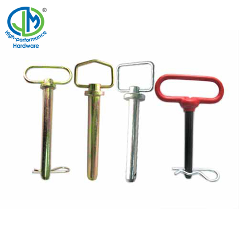 Pasador De Enganche Professional manufacture tractor red head hitch pin