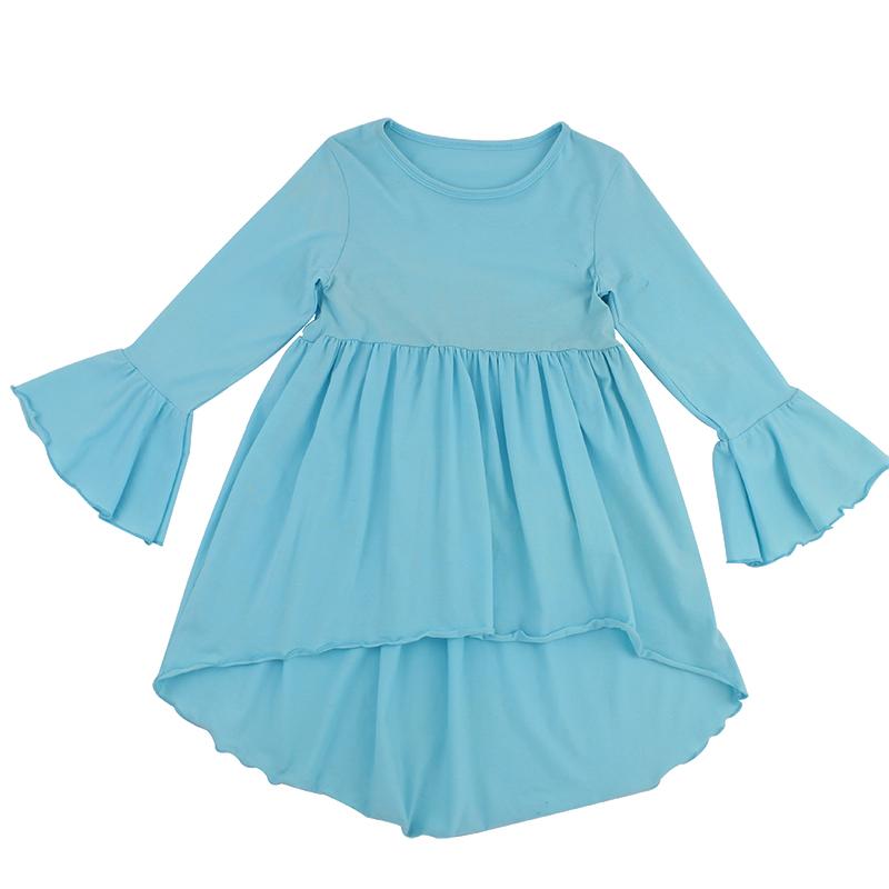 Thailand Plus Size Girls Wear Dresses Children Long Puff Sleeve Frocks  Designs - Buy Kids Frocks Design For Children,Thailand Factory Frock ...