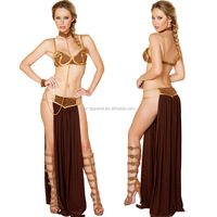Sexy halloween arabic dress egyptian belly dance costumes