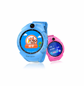 Gps Kids Tracker Watch Camera Phone Smart Watch With Sim Anti-lost Kids  Safe Watches Q610 - Buy Gps Kids Tracker Watch With Camera Function,Camera